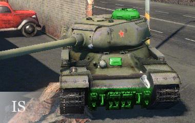 Slabá místa tanků ve hře World of Tanks
